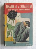Death Of A Shadow - George Bellairs (Thriller Book Club edition, c.1964) - vintage novel